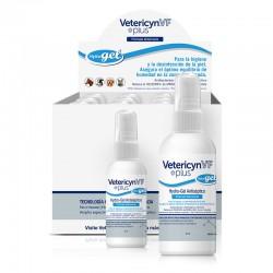 Expositor Vetericyn VF Plus Hydrogel 55Ml x 12Uds