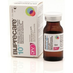 Buprecare Iny 0,3Mg Multidosis