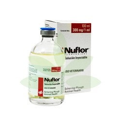 Nuflor Inyectable 100Ml