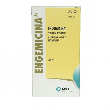 Engemicina 1 X 250Ml Vidrio