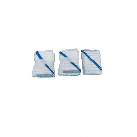 Gasa No Esteril Laparotomia 50X50Cm 400Uds