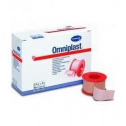 Esparadrapo Omniplast Rosa 2,5CmX5M 1Ud