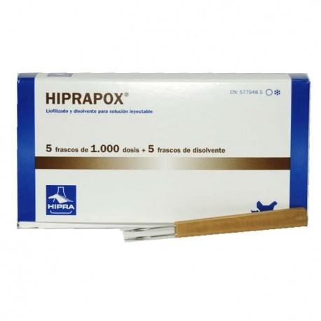 Hiprapox 5 Frx 1000 Dosis 5000