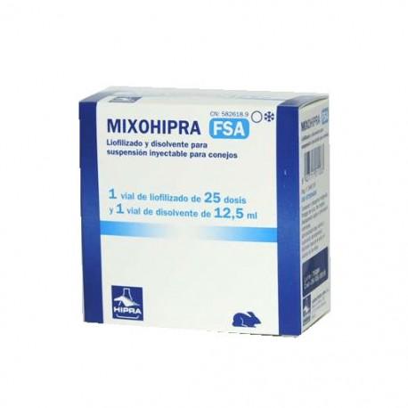 Mixohipra- Fsa 25 Dosis