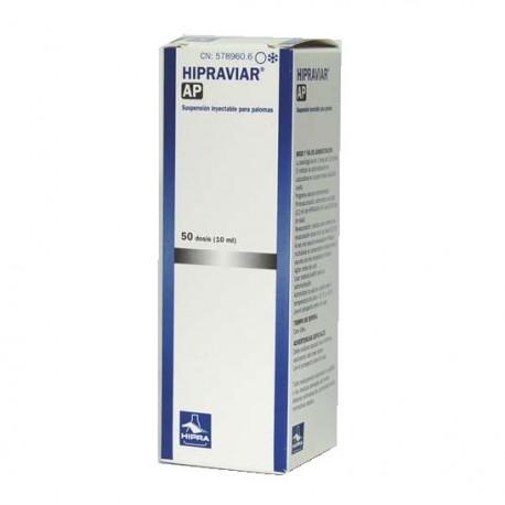 Hipraviar- Ap 50 Dosis