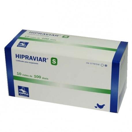 Hipraviar-S 1000 Dosis X 10