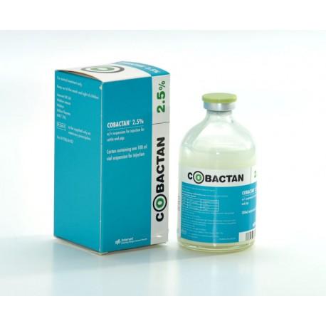 Cobactan Inyectable 2,5% 100Ml