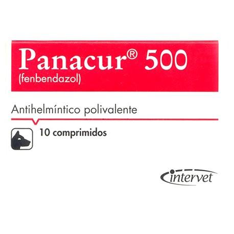 Panacur 500Mg 10 Comp