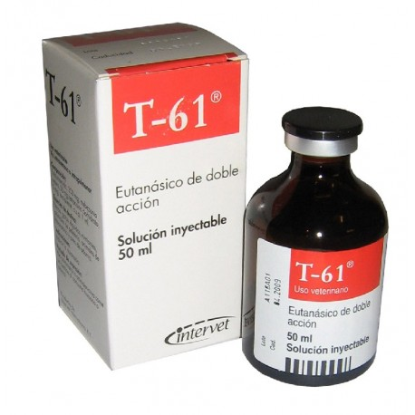 T-61 Inyectable 50Ml