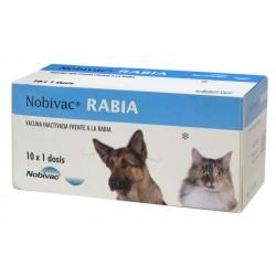 Nobi-Vac Rabia 10 Dosis