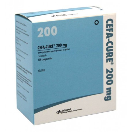 Cefacure 200Mg 100 Comp