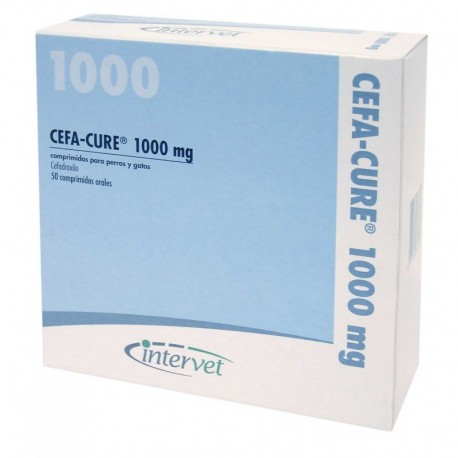 Cefacure 1000Mg 50 Comp
