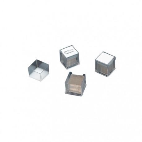 Cubreobjetos Microscopio 24X24Mm 100Uds