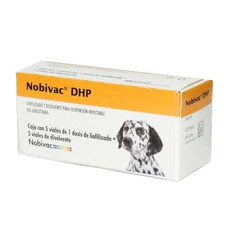 Nobi-Vac Dhp 5 Dosis
