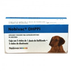 Nobi-Vac Dhppi 5 Dosis