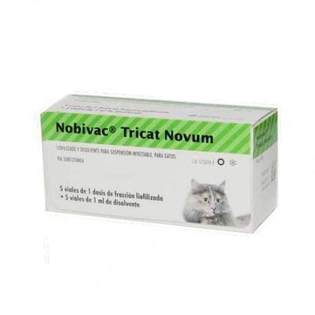 Nobi-Vac Tricat Novum 5 Dosis