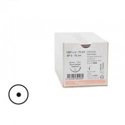 Monofast USP 2-0, 70Cm Aguja Circular 26Mm RT 15Ud
