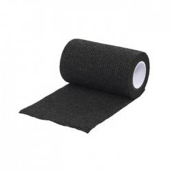 Venda Kruuse Vet-Flex 7,5Cm X 4,5M Negro