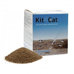 Kit4Cat Arena Gato 3 X 300Gr