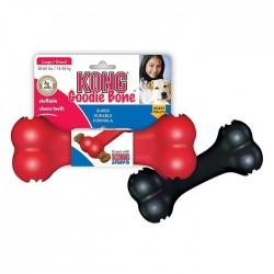 10011E Kong Goodie Bone Hueso Rojo M