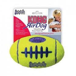 ASFB3E Kong Air Dog Pelota de Futbol Pequeña
