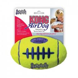 ASFB2E Kong Air Dog Pelota de Futbol Medio