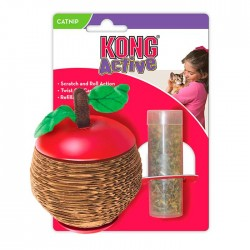 CA45E Kong Cat Scratch Apple