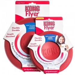 KF15E Kong Flyer Frisbee Para Perros Rojo S