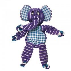 NKF11E Kong Peluche Floppy Knots Elefante M/L