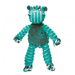 NKF14E Kong Peluche Floppy Knots Hipopotamo M/L