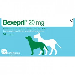 Bexepril 20Mg 14Comp