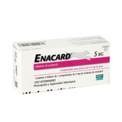 Enacard 5Mg 28 Comp