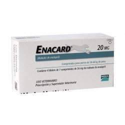 Enacard 20Mg 28 Comp