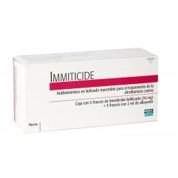 Immiticide 5 X 50 Mg