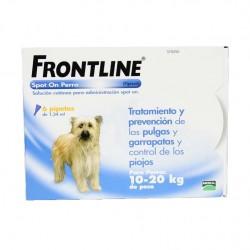 Frontline 6 Pip 10-20 Kg Azul