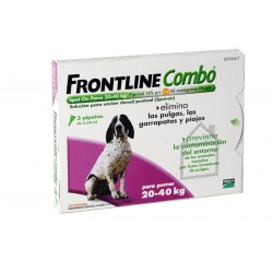 Frontline Combo 3 Pip 10-20 Kg Azul
