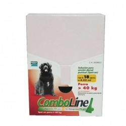 Comboline 18 Pip 40-60 Kg Rojo