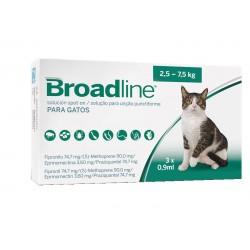 Broadline 3 Pip 2,5-7,5 Kg Verde