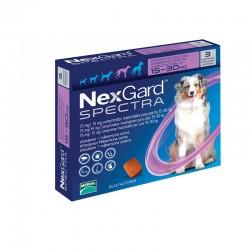 Nexgard Spectra 75Mg 3Comp 15-30Kg L Violeta