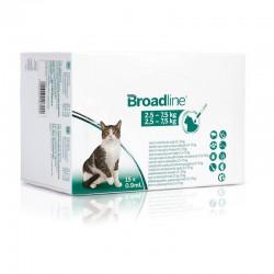 Broadline 15 Pip 2,5-7,5 Kg Verde