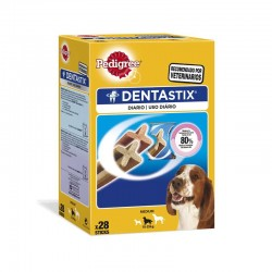 Pedigree Dentastix Multipack Barrita Med. 4X720Gr