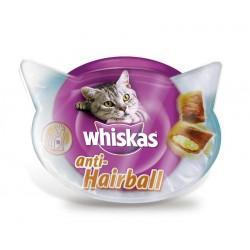 Whiskas Snacks Anti-Hairball 8X60Gr