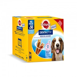 Pedigree Dentastix Multipack 56 Barritas Med.180Gr