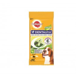 Pedigree Dentastix Barrita Fresh Mediano 10X180Gr