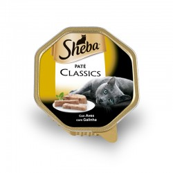 Sheba Tarrina Single Clasico Pollo 22X85Gr