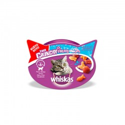 Whiskas Trio Crunchy Sabores Del Mar 8X68Gr