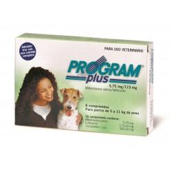 Program Plus -5-11 Kg 6 Comp (Verde)