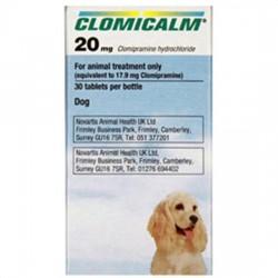 Clomicalm 20Mg 30 Tabletas