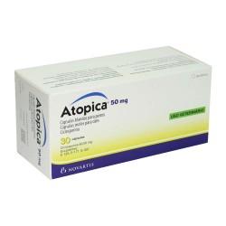 Atopica 50Mg 30 Caps