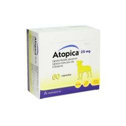 Atopica 25Mg Caja De 60 Caps